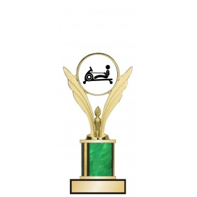 Exercise Trophy TL032-003 - Trophy Land