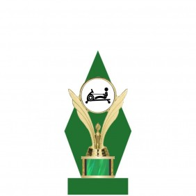 Exercise Trophy TL032-008 - Trophy Land