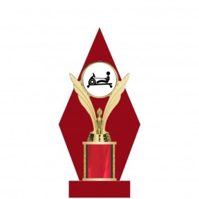 Exercise Trophy TL032-009 - Trophy Land