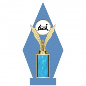 Exercise Trophy TL032-010 - Trophy Land