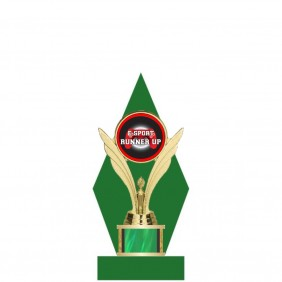 Console Gaming Trophy TL035-018 - Trophy Land