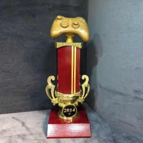 Console Gaming Trophy TL035-3D3 - Trophy Land