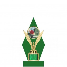 Ping Pong Trophy TL043-008 - Trophy Land