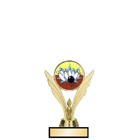 Ten Pin Bowling Trophy TL044-001 - Trophy Land