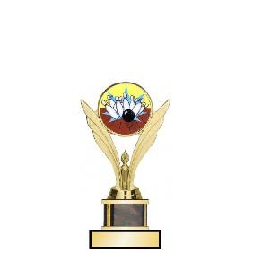 Ten Pin Bowling Trophy TL044-002 - Trophy Land