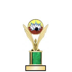 Ten Pin Bowling Trophy TL044-003 - Trophy Land