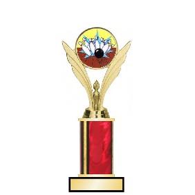 Ten Pin Bowling Trophy TL044-004 - Trophy Land
