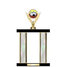 Ten Pin Bowling Trophy TL044-006 - Trophy Land