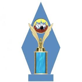 Ten Pin Bowling Trophy TL044-010 - Trophy Land