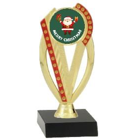 Christmas Trophy TL10-006 - Trophy Land