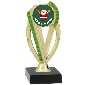 Christmas Trophy TL10-007 - Trophy Land