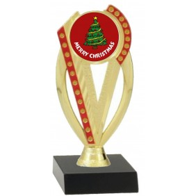 Christmas Trophy TL10-008 - Trophy Land
