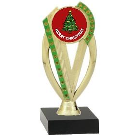 Christmas Trophy TL10-009 - Trophy Land