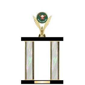 Christmas Trophy TL10-010 - Trophy Land