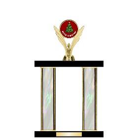 Christmas Trophy TL10-012 - Trophy Land