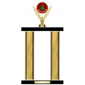 Christmas Trophy TL10-013 - Trophy Land