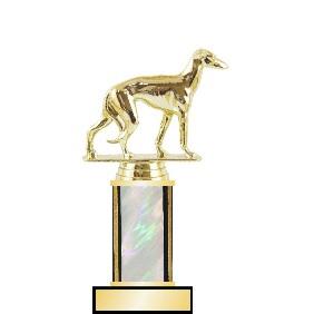 Greyhound Trophy TL8110-D-75 - Trophy Land