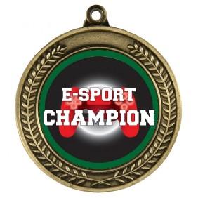 Console Gaming Medal TLM-1049G-ESC1 - Trophy Land