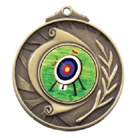 Archery Medal TLM-M101G-K9 - Trophy Land