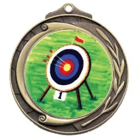 Archery Medal TLM-M102G-K9 - Trophy Land