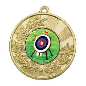 Archery Medal TLM-M154G-K9 - Trophy Land