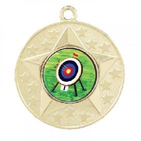 Archery Medal TLM-M156G-K9 - Trophy Land