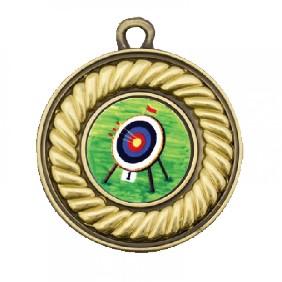 Archery Medal TLM-M159G-K9 - Trophy Land