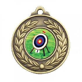 Archery Medal TLM-M160G-K9 - Trophy Land