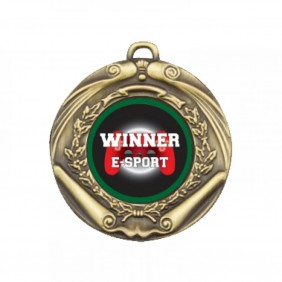 Console Gaming Medal TLM-M172G-ESW1 - Trophy Land