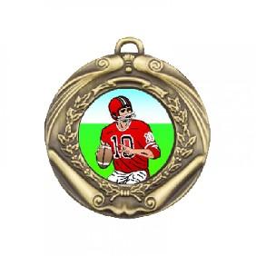 Gridiron Medal TLM-M172G-K8 - Trophy Land