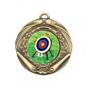Archery Medal TLM-M172G-K9 - Trophy Land