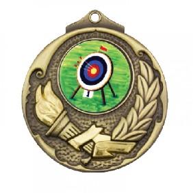 Archery Medal TLM-M411G-K9 - Trophy Land