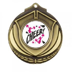 Cheerleading Medal TLM-M431G-C121 - Trophy Land