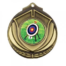 Archery Medal TLM-M431G-K9 - Trophy Land