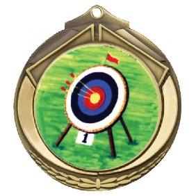 Archery Medal TLM-M432G-K9 - Trophy Land