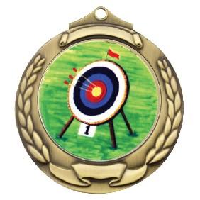 Archery Medal TLM-M862G-K9 - Trophy Land