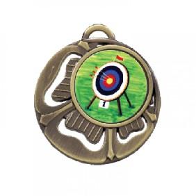 Archery Medal TLM-MD464G-K9 - Trophy Land