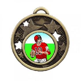 Gridiron Medal TLM-MD466G-K8 - Trophy Land