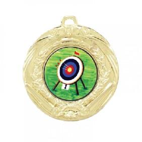 Archery Medal TLM-MD70G-K9 - Trophy Land