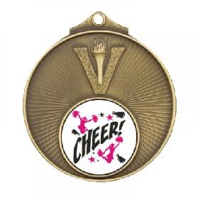 Cheerleading Medal TLM-MD950G-C121 - Trophy Land