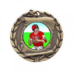 Gridiron Medal TLM-MD95G-K8 - Trophy Land
