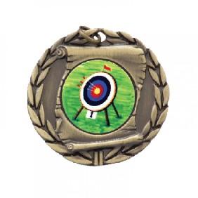 Archery Medal TLM-MD95G-K9 - Trophy Land
