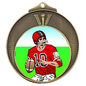Gridiron Medal TLM-MD970G-K8 - Trophy Land