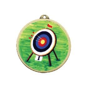 Archery Medal TLM-ME250G-K9 - Trophy Land