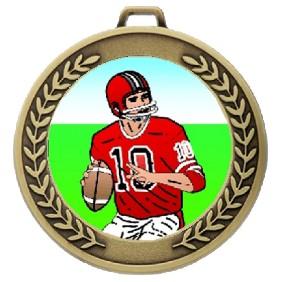 Gridiron Medal TLM-MJ50G-K8 - Trophy Land