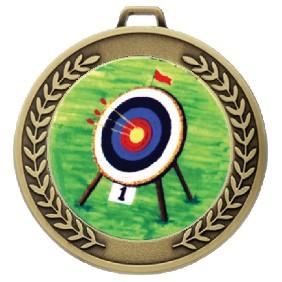 Archery Medal TLM-MJ50G-K9 - Trophy Land