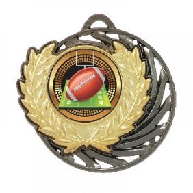 Gridiron Medal TLM-MV950G-B55 - Trophy Land