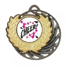 Cheerleading Medal TLM-MV950G-C121 - Trophy Land