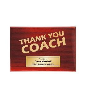 Coach Gifts TLPLQ-TYCoach1 - Trophy Land