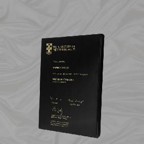 Appreciation Plaques TLPLQ12-BG3 - Trophy Land